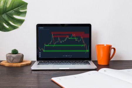 Cara menggunakan zona penawaran dan permintaan di OlympTrade