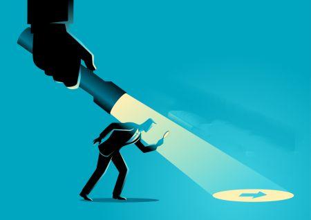 Kemunduran perdagangan dengan divergensi tersembunyi di Olymp Trade