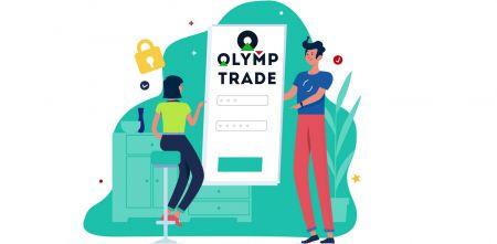 Cara Membuka Akun Demo di Olymp Trade