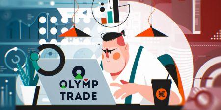 Cara Membuka Akun Perdagangan dan Mendaftar di Olymp Trade