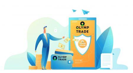 Cara Membuka Akun dan Menyetor Uang di Olymp Trade