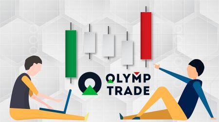 Cara Berdagang Forex di Olymp Trade