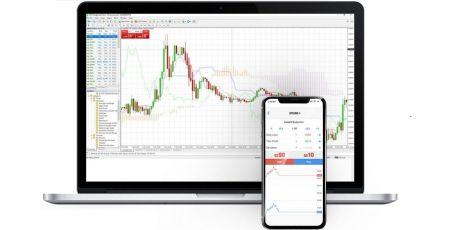 Leverage 1: 500 Pialang Perdagangan Olymp Trade dengan MetaTrader 4 (MT4)